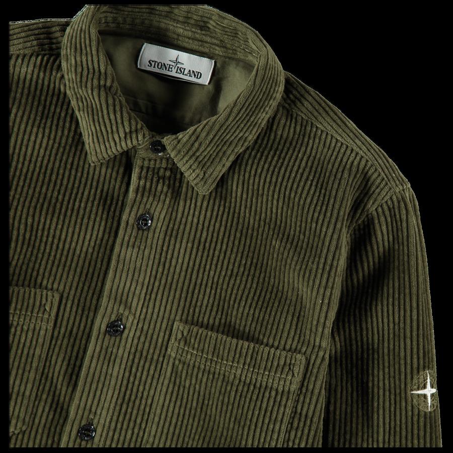 Corduroy Shirt - 711511209 - V0058