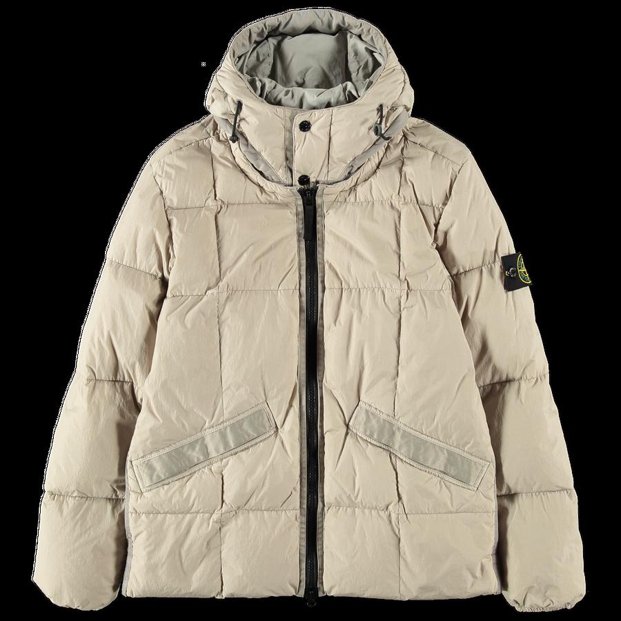 Crink Reps GD Down Hood Jacket - 711540223 - V0095