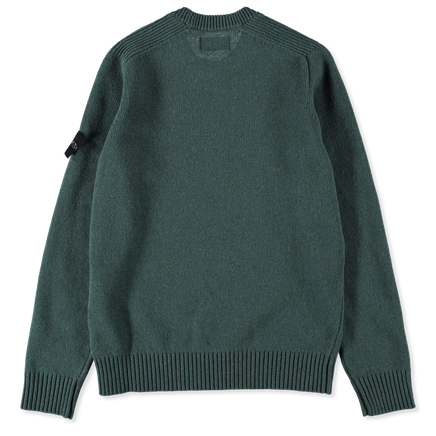 Knitted Wool CN Sweater - 7115552A3 - V0057