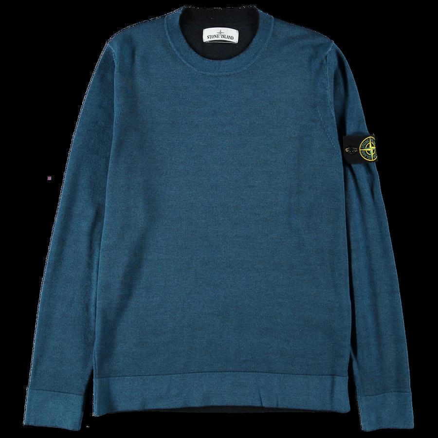 Airbrush Wool L/S CN Sweat - 7115572A8 - V0024