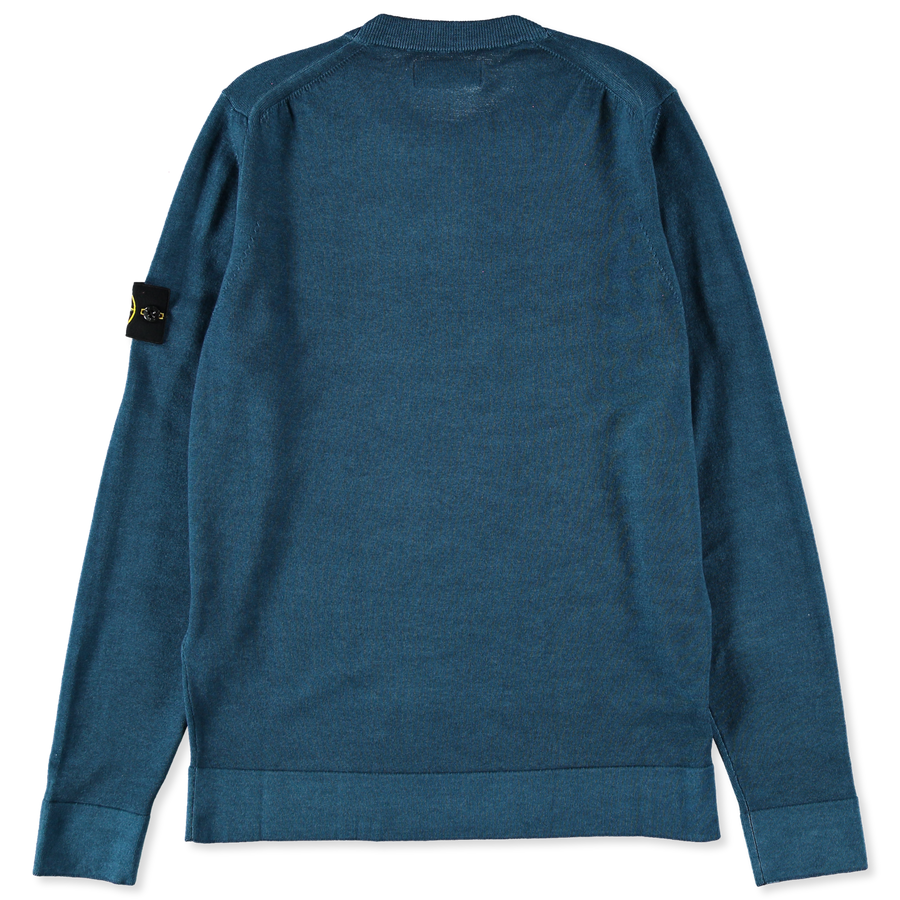 Airbrush Wool L/S CN Sweat - 7115572A8 - V0024