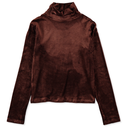 Dou Velvet Turtleneck