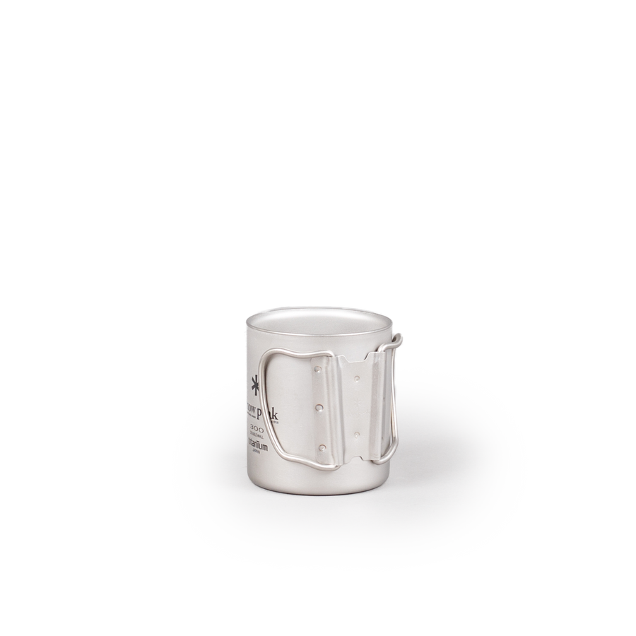 Titanium Double Wall Cup 300