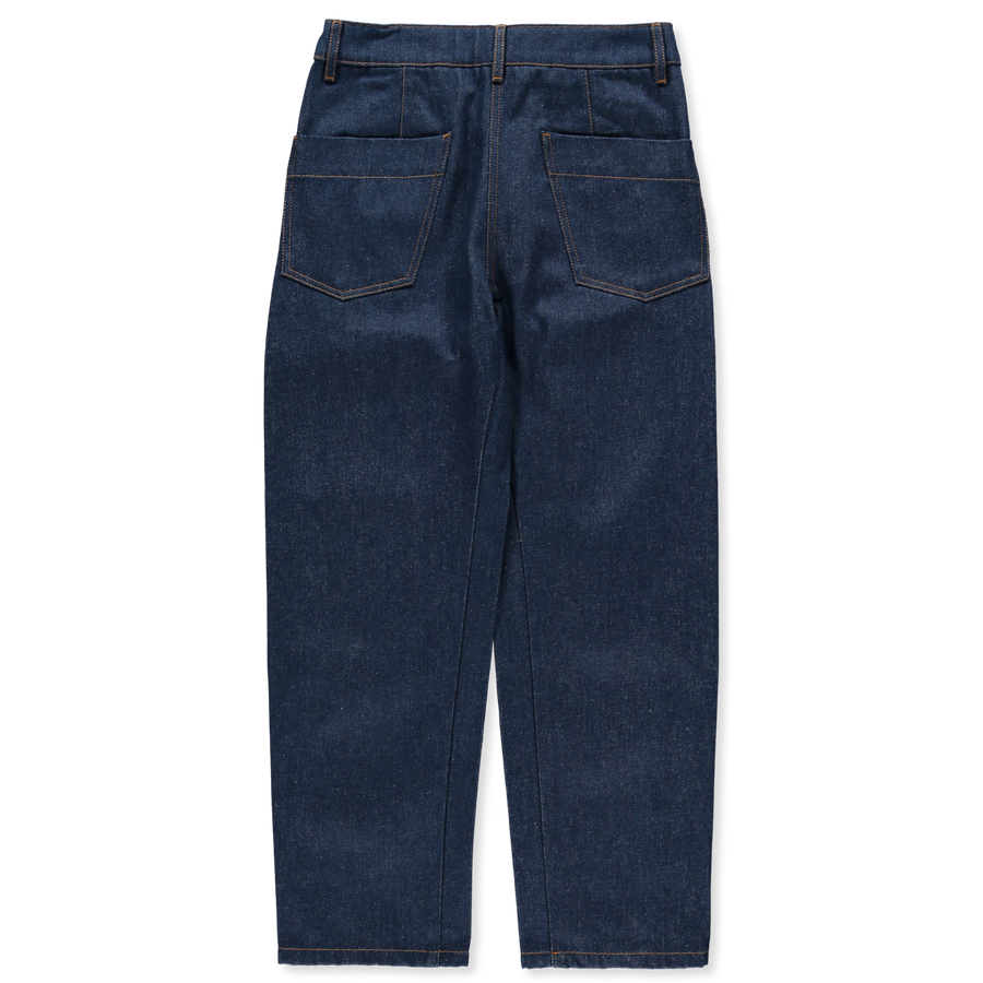 Twisted Pants Dolly Denim