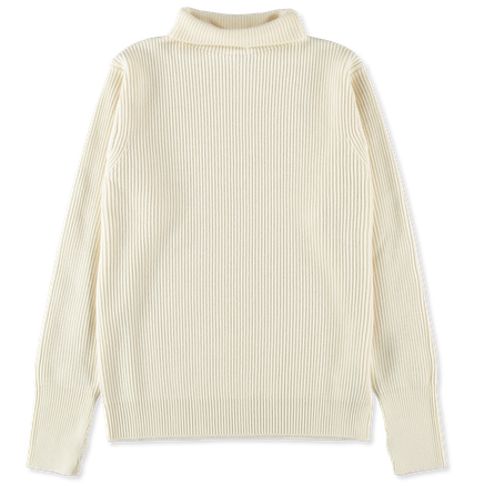 Cimador Cruna Knit Mock Neck