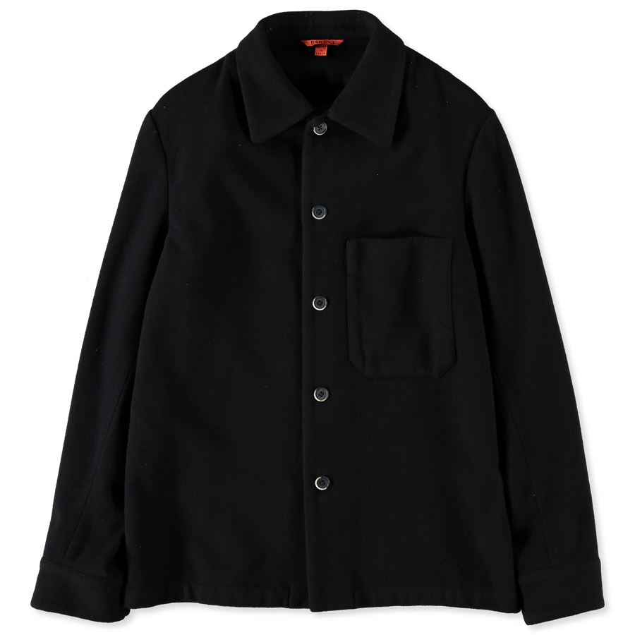 Cedrone Landi Wool Overshirt