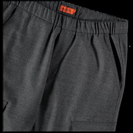 Tamai Cargo Wool Trouser