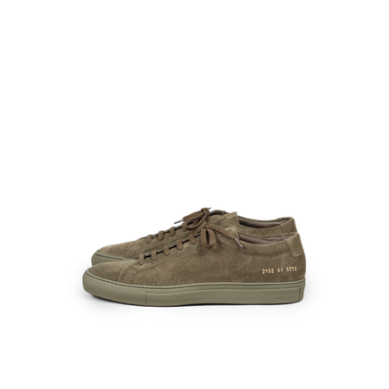 Achilles Low Suede