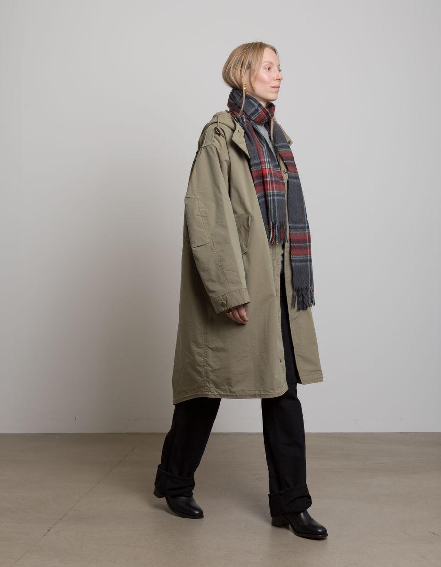A.P.C. x Suzanne Koller - Gertrude Parka