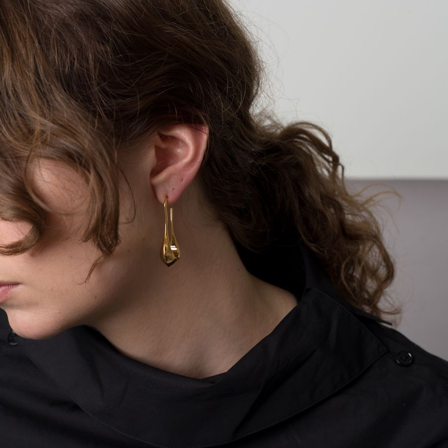 Short Drop Earrings