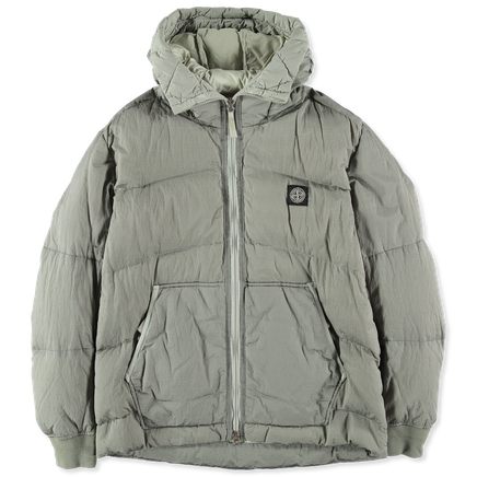 Nylon Metal Down Jacket - 711540532 - V0064