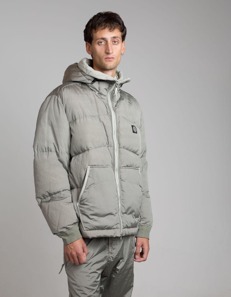 Nylon Metal Down Jacket - 711540532 - V0064