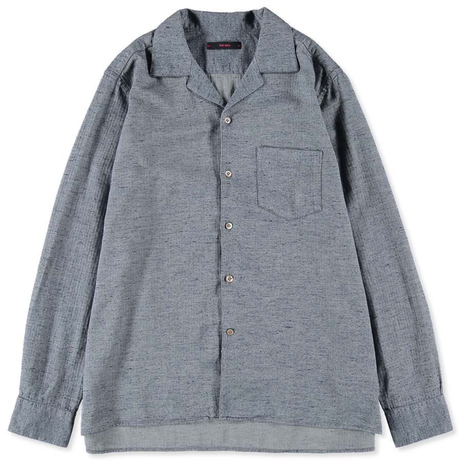 Gemma Camp Collar HB Shirt