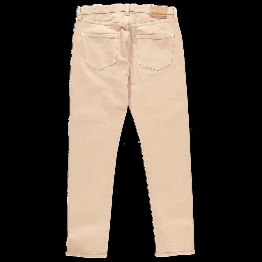 Tapered 5 Pocket Jeans
