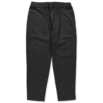Wooly Check Jog Trousers