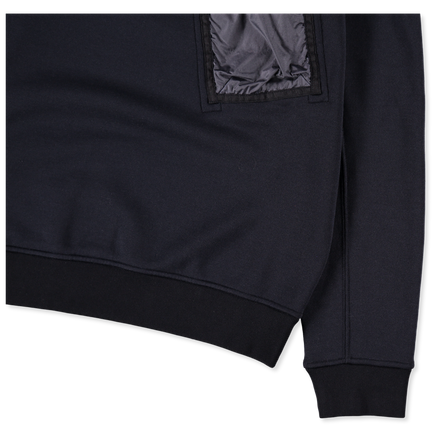 Pocket Nylon/Cotton Sweatshirt - 711564046 - V0020