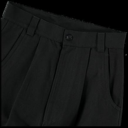 Straight Leg Co/Wo Trousers