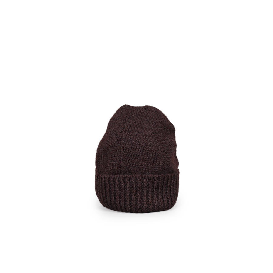 Chunky British Wool Hat