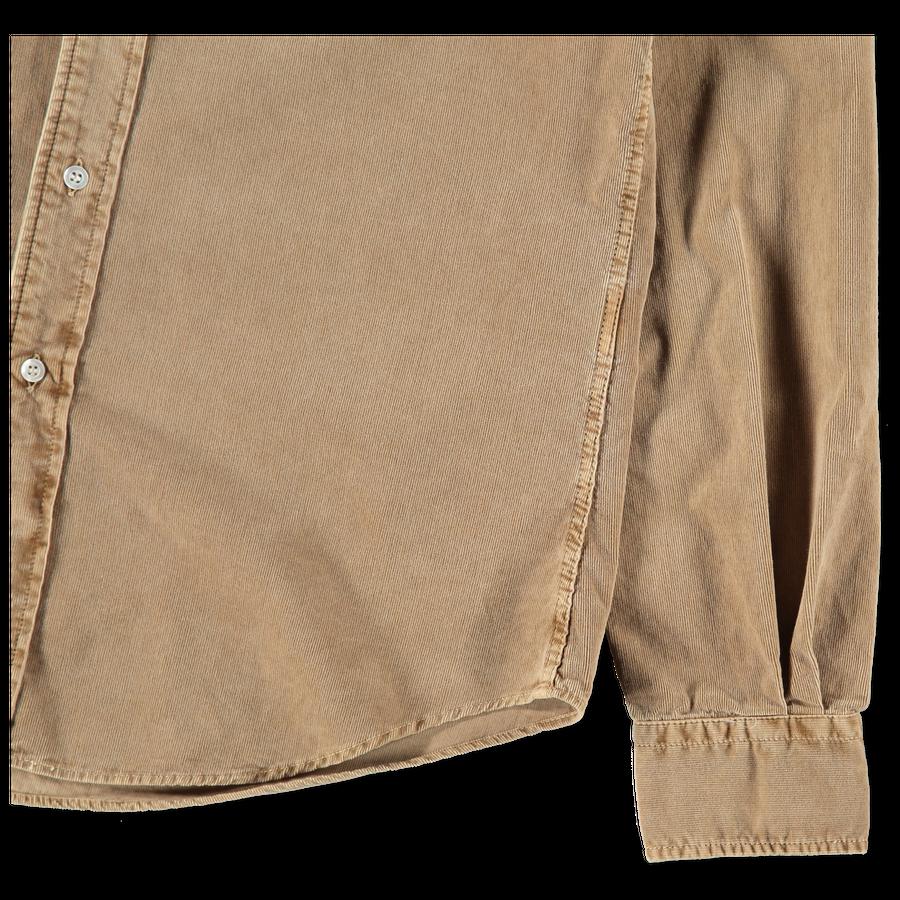 Old Treatment Cord BD Shirt