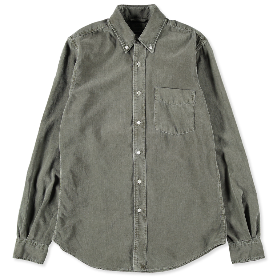 Old Treatment Cord BD Shirt
