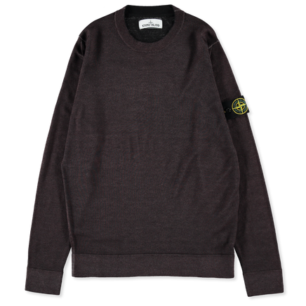 Airbrush Wool L/S Crew Neck - 7115572A8 - V0070