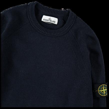 Knitted CN Raglan Sweater - 7115781A7 - V0020