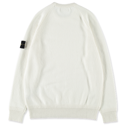 Knitted CN Raglan Sweater - 7115781A7 - V0099