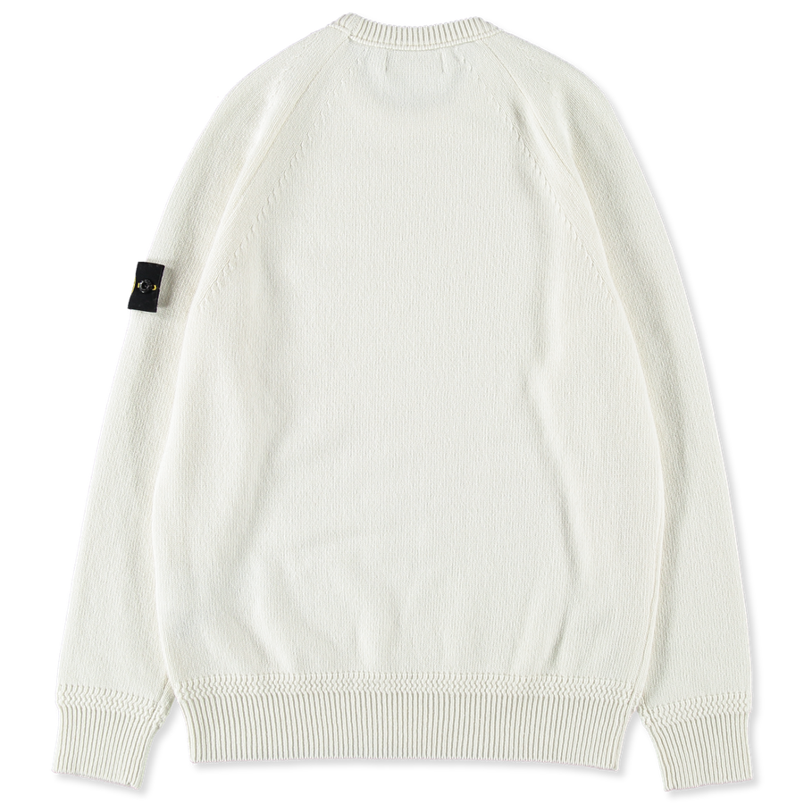 Knitted CN Raglan Sweater - 7115581A7 - V0099
