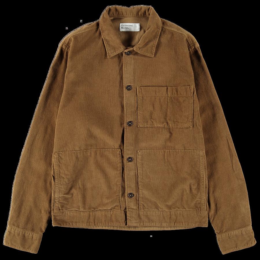 NG Uniform Cord Shirt