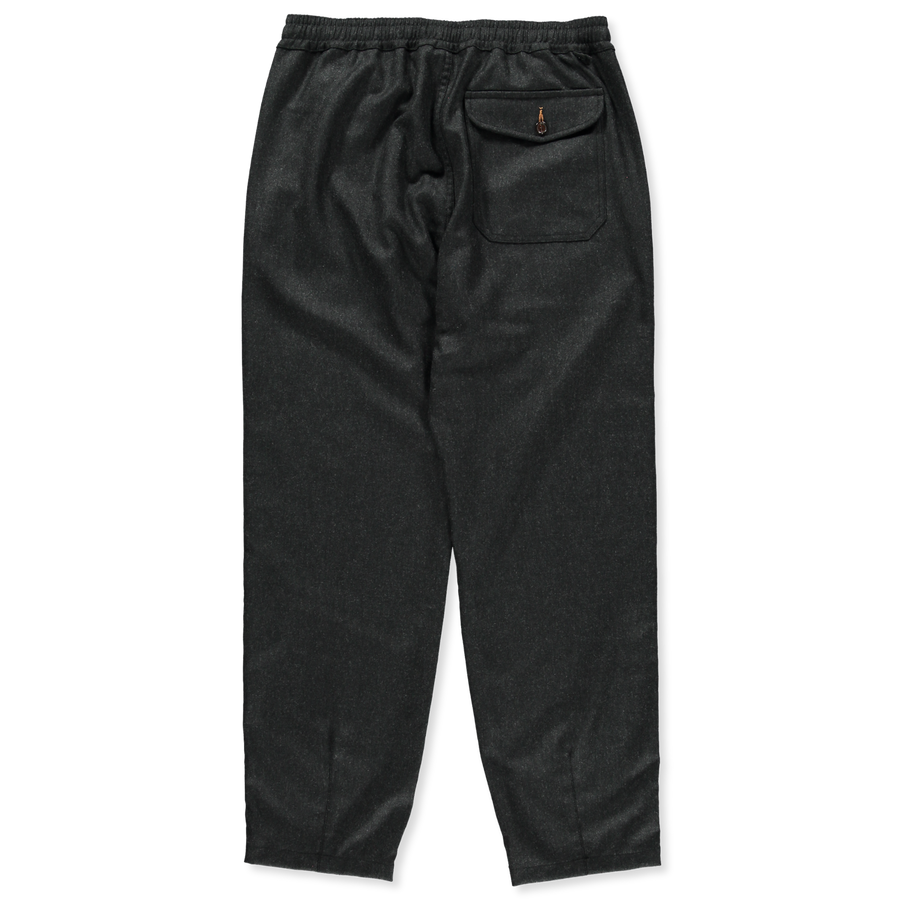 Flannel Track Trousers