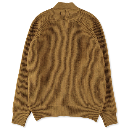 Vince Rack Stitch Cardigan