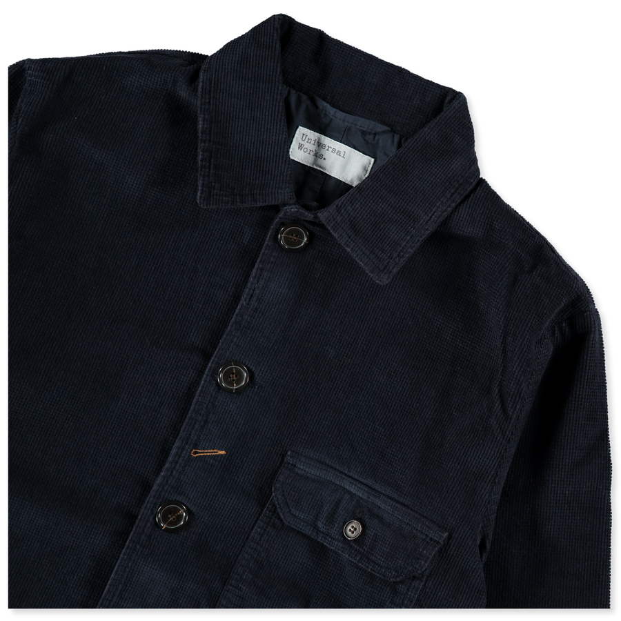 Norfolk Cord Bakers Jacket