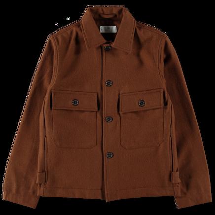 Melton Strummer Jacket