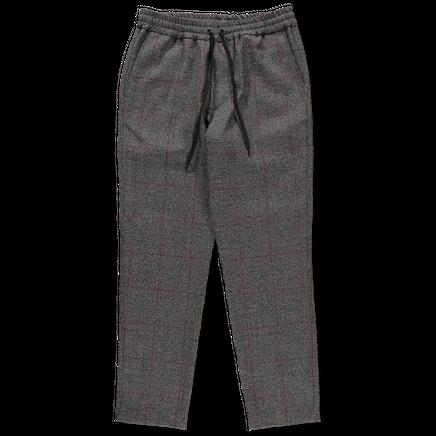 Cosma Check Wool Trouser