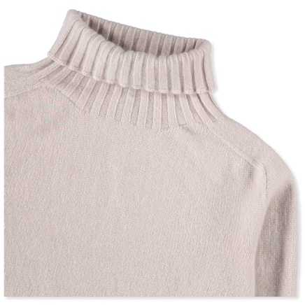 Wide Roll Neck Sweater