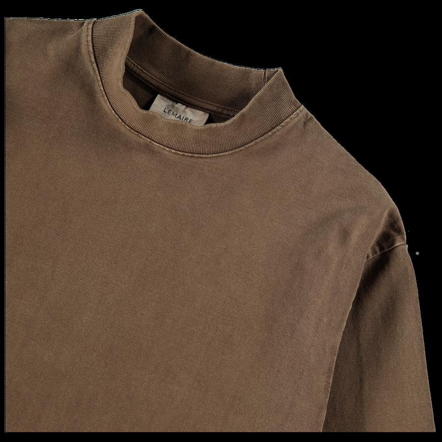 Mock Neck T-shirt