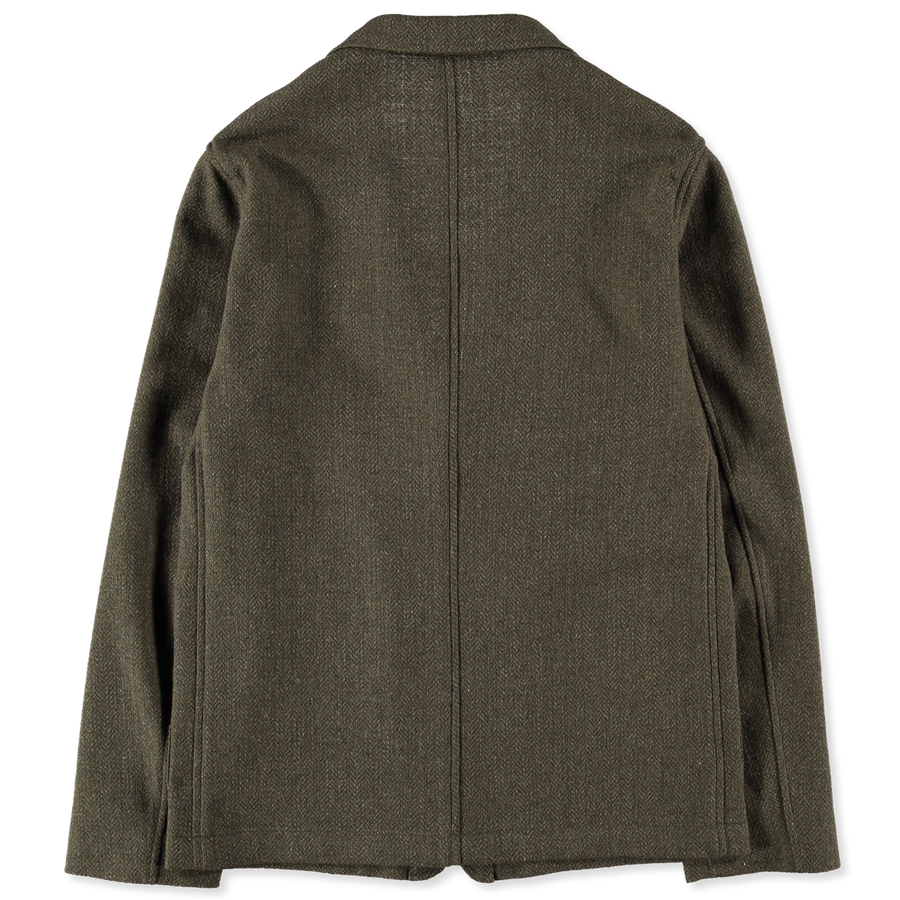 Starman Raw Wool 2B Jacket