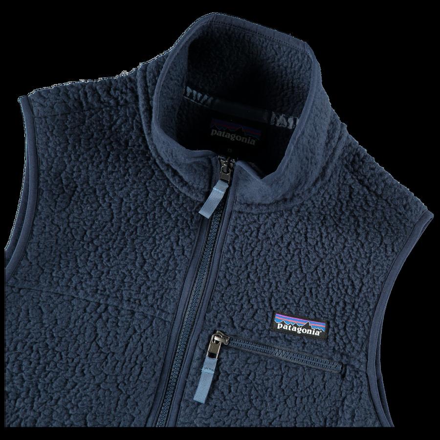 W's Retro Pile Vest