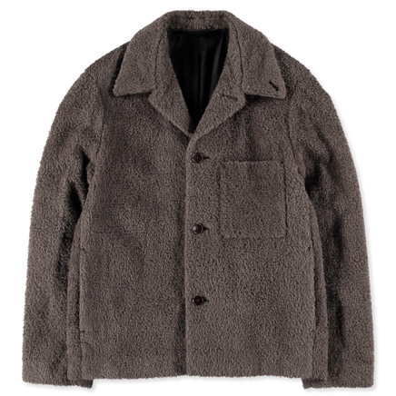 Alpaca/Mohair Soft Jacket