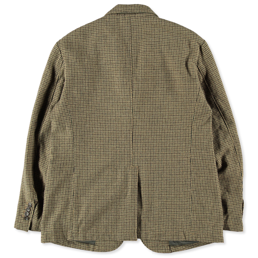Wool Check  Andover Jacket