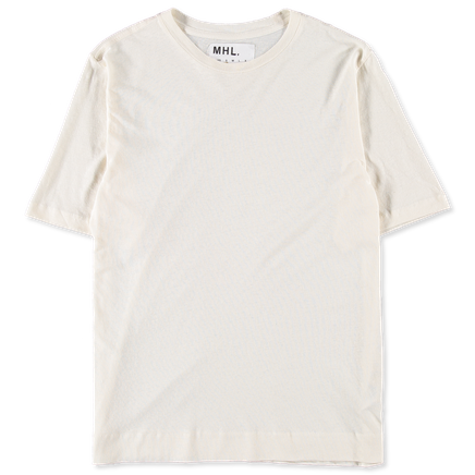Basic Cotton/Linen T-Shirt