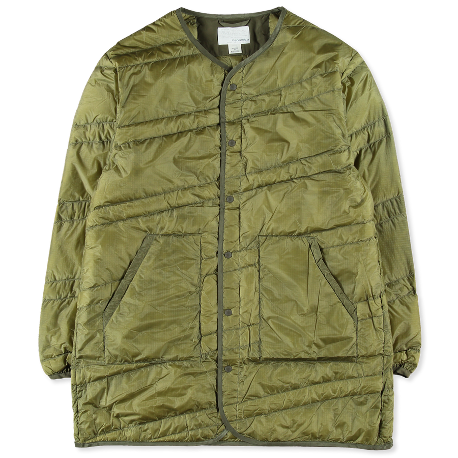 Ripstop DWR Down Coat