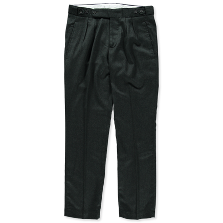 Brera Wool Flannel Trouser