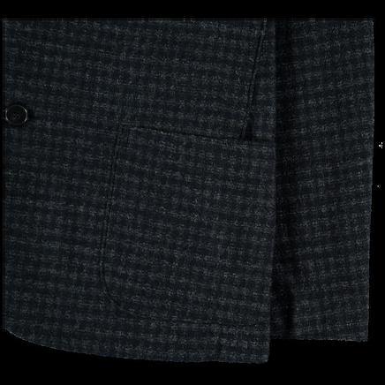 Drop Shoulder Terry Jacket