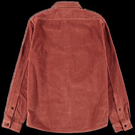 Popover Corduroy Shirt - 711511609 - V0013