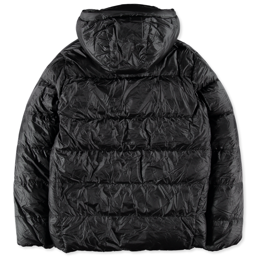 FItz Roy Down Parka Black