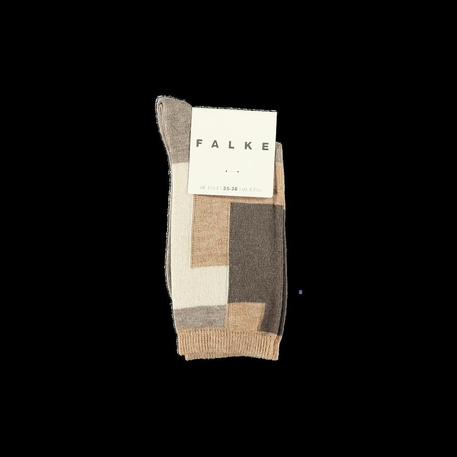 Marble Brick Sock Vulcano