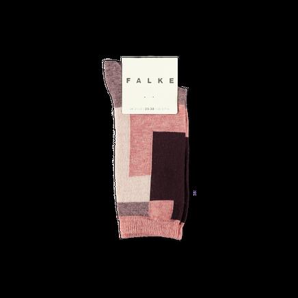 Marble Brick Sock Valerian