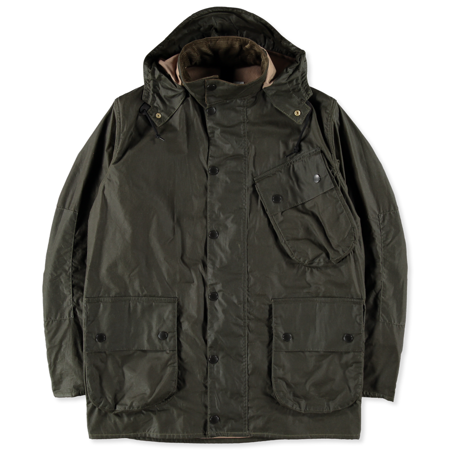 Barbour Waxed A7