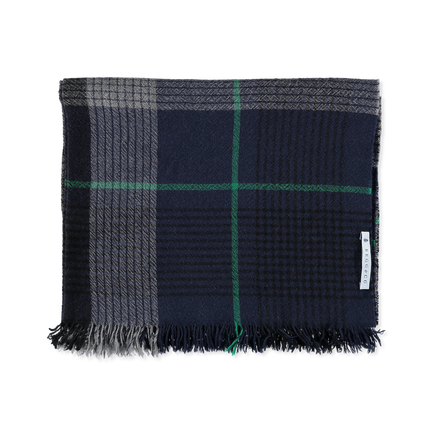Kishorn Shadow Check Scarf